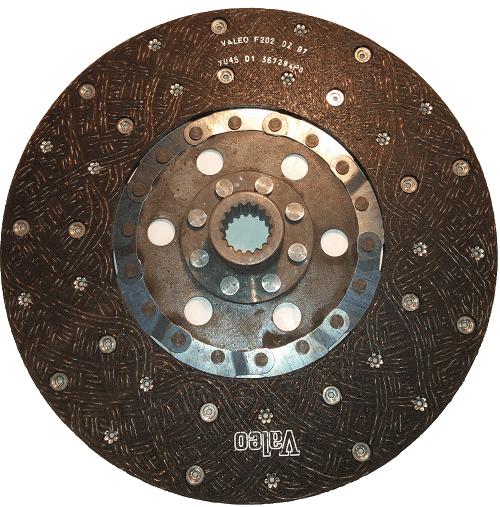 Misura del Disco Frizione: 250x10x32