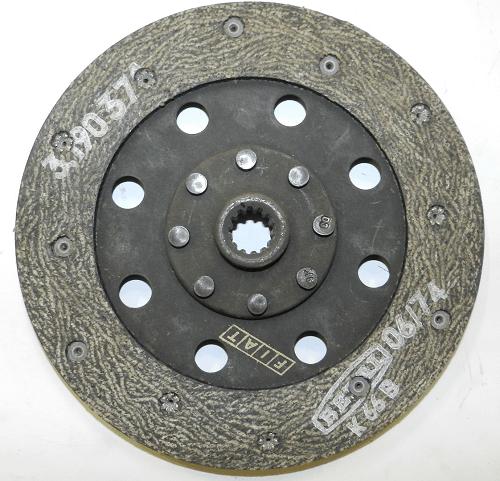 Disco Frizione 225x13x22,5 - T2213220