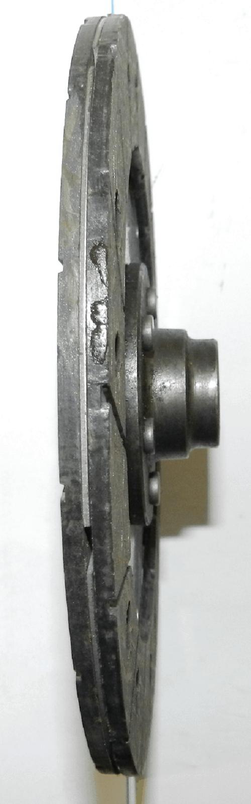 Disco Frizione 160x13x22 - T1613220