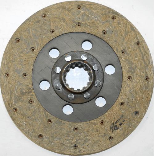 Disco Frizione 232x23x25,4 - T2323250