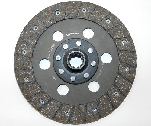 Disco Frizione 216x10x25 - T2110250