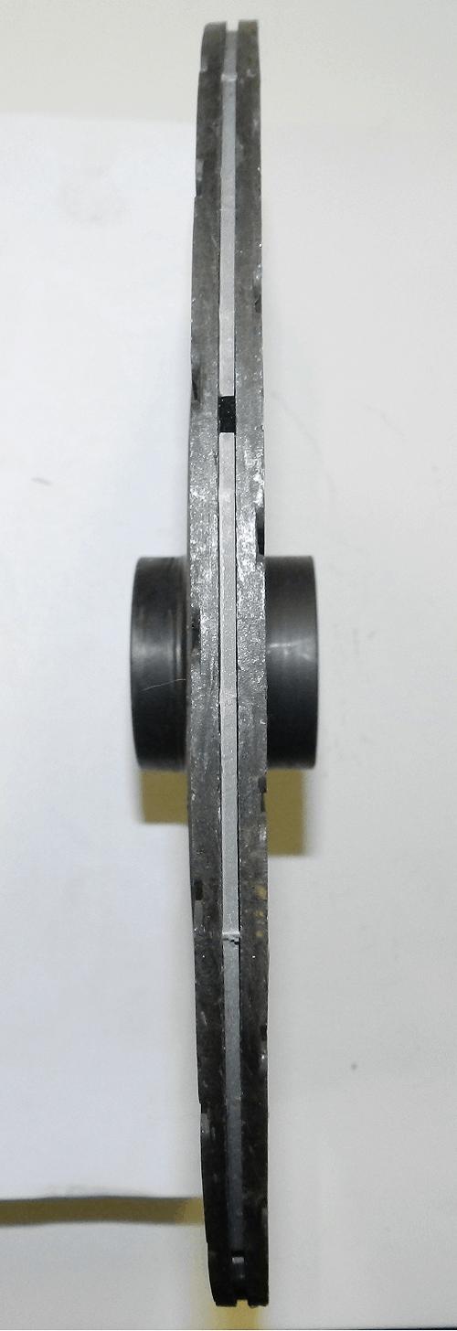 Disco Frizione 254x14x40 - T2514402