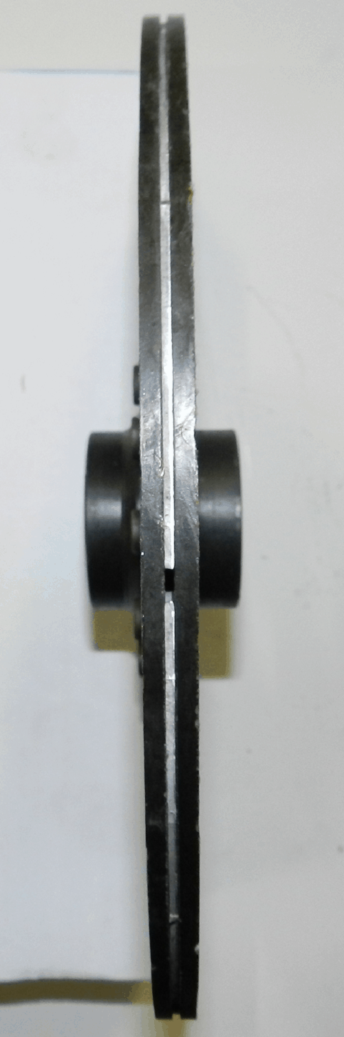 Disco Frizione 240x14x40 - T2414400