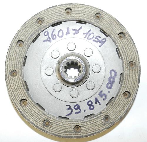 Disco Frizione 155x10x19 - T1510191