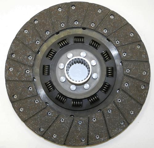 Disco Frizione 320x23x48 - T3223480