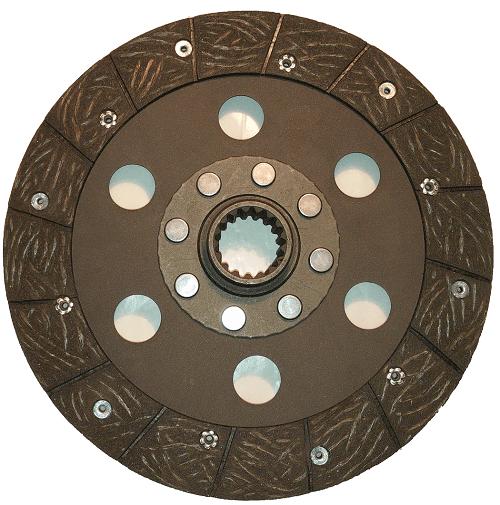 Misura del Disco Frizione: 215x18x35