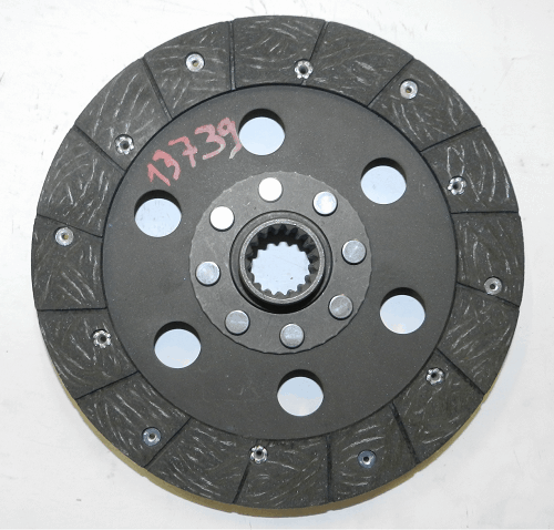 Disco Frizione 225x17x32 - T2217320