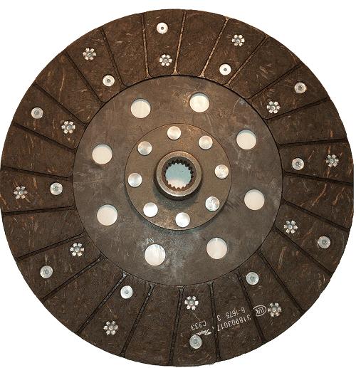 Misura del Disco Frizione: 280x23x44