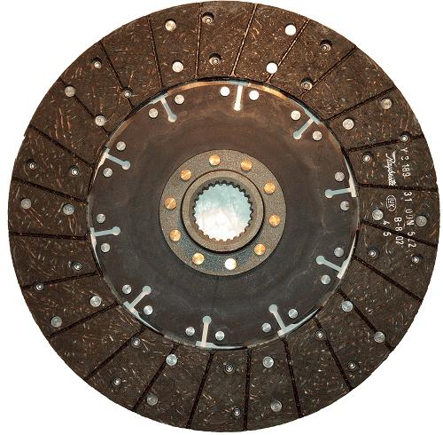 Disco Frizione 280x14x40 - T2823440