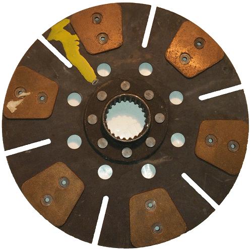 Misura del Disco Frizione: 280x10x25