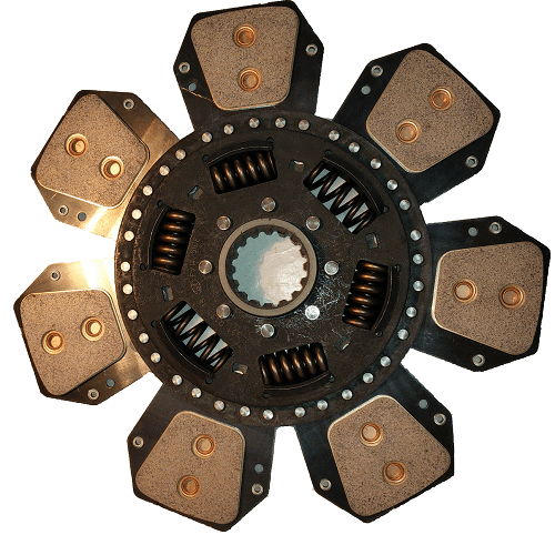 Misura del Disco Frizione: 310x16x45