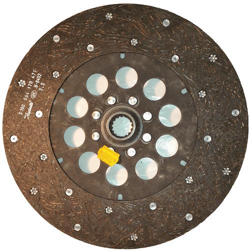Disco Frizione 325x10x45 - T3116452