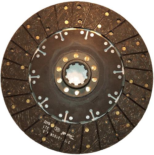 Disco Frizione 302x10x45 - T3116451