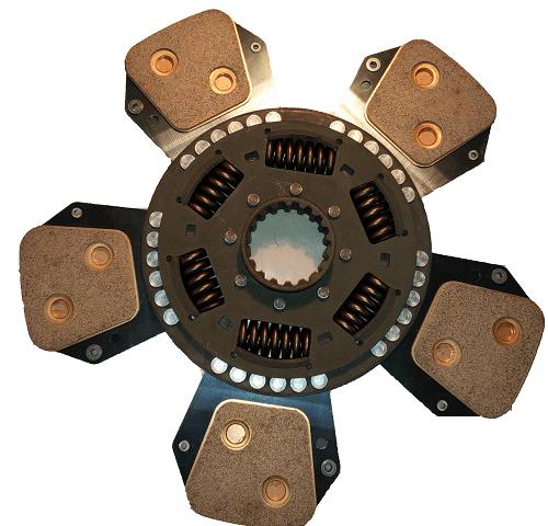 Misura del Disco Frizione: 330x18x50