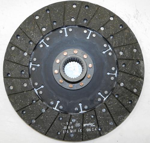 Misura del Disco Frizione: 302x25x41
