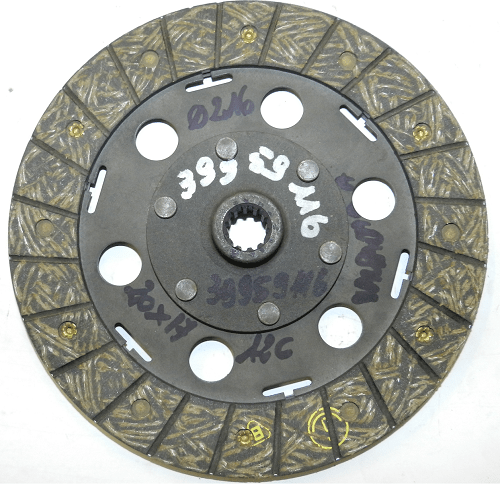 Misura del Disco Frizione: 216x12x20