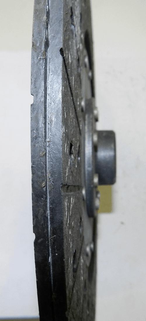 Disco Frizione 310x13x26 - T3113260