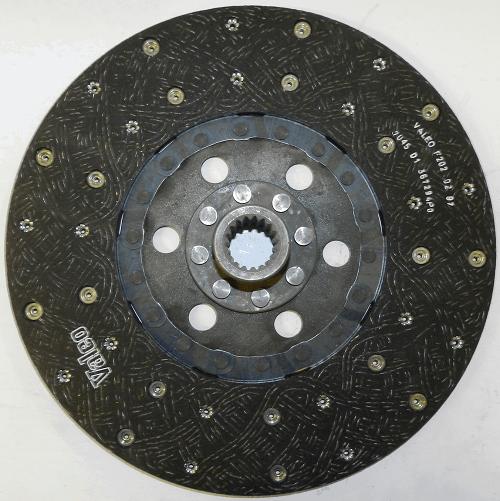 Misura del Disco Frizione: 352x18x35