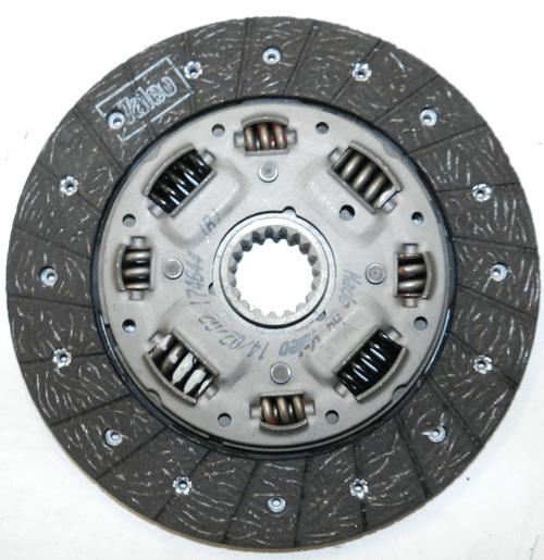 Misura del Disco Frizione: 250x18x35