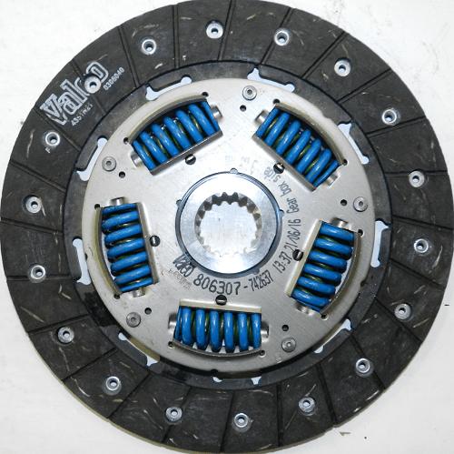 Disco Frizione 250x18x35 - T2518352