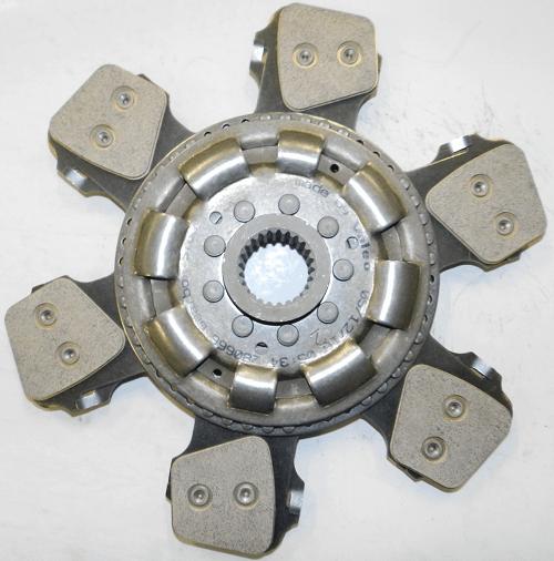 Misura del Disco Frizione: 310x24x41