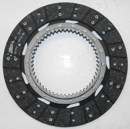 Disco Frizione 290x50x15,5 - T2950150